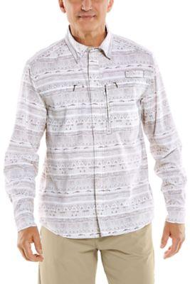 Men's Baraco Fishing Shirt UPF 50+