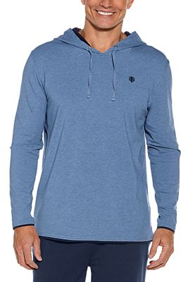 Men's Oasis Pullover Hoodie UPF 50+