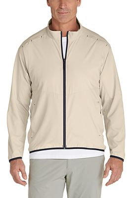 Men's Arcadian Packable Sunblock Jacket UPF 50+