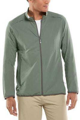 Men's Arcadian Packable Sunblock Jacket UPF 50+