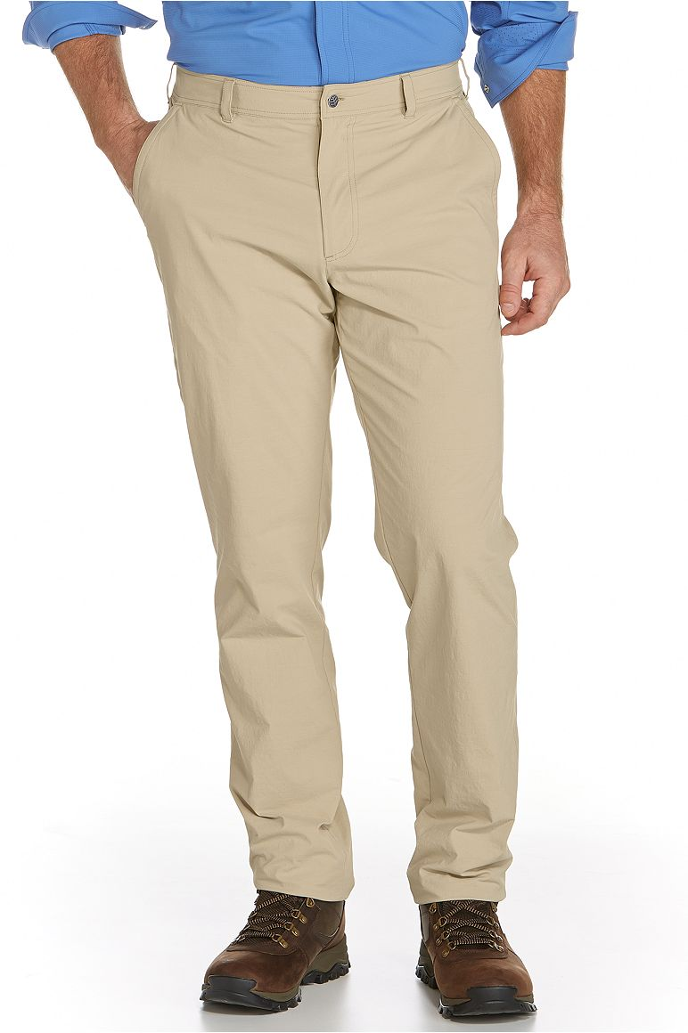 Men's Summer Casual Pants UPF 50+