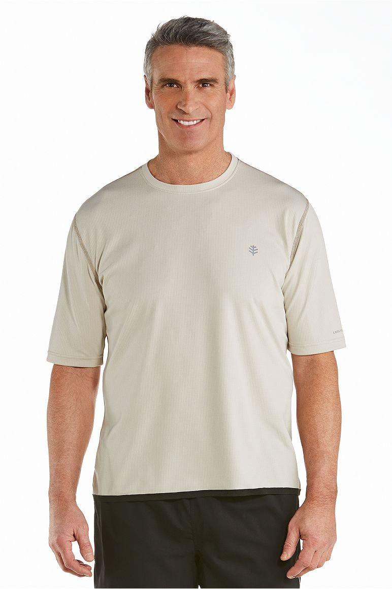 Men's Cool Sport Shirt UPF 50+