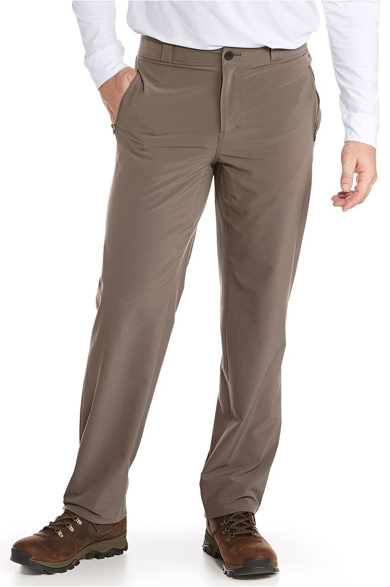 Men's Highlander Hiking Pants UPF 50+