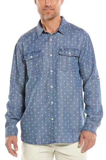 Carson Chambray Shirt