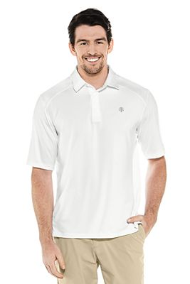 Men's Agility Short Sleeve Performance Polo UPF 50+