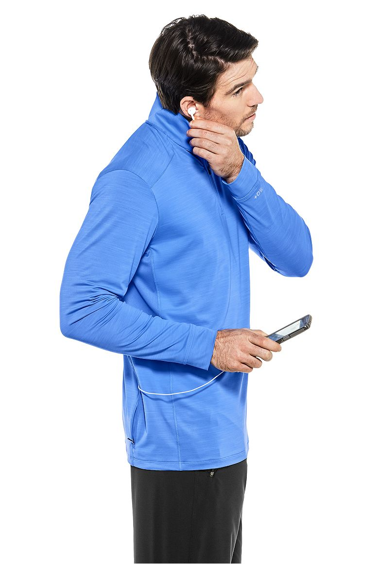 Men's Performance Pullover UPF 50+