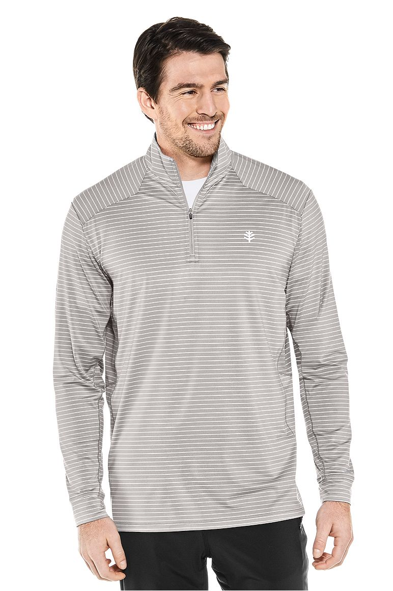 Men's Golf Pullover UPF 50+
