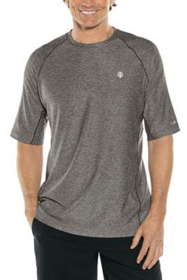 Men's Agility Short Sleeve Performance T-Shirt UPF 50+