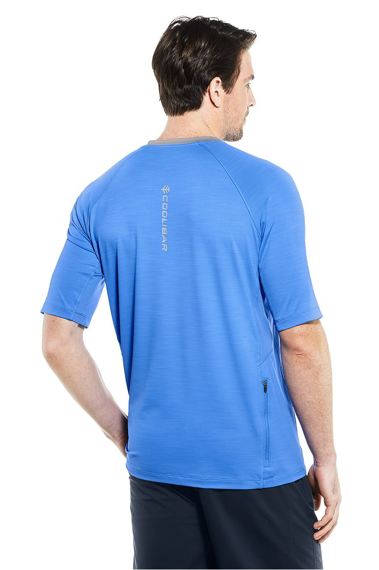 Men's Short Sleeve Performance Tee UPF 50+