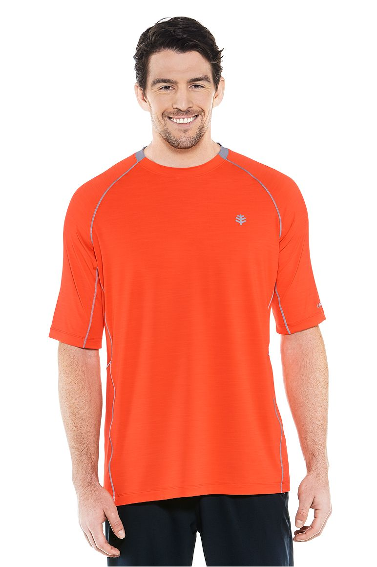 Men's Performance Tee UPF 50+