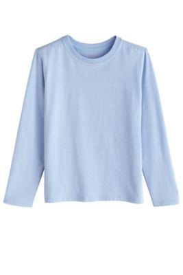 Kid's Coco Plum Everyday Long Sleeve T-Shirt UPF 50+