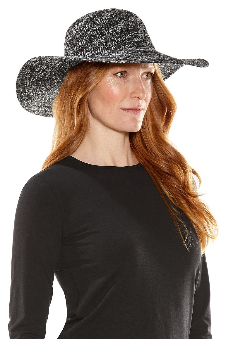 Women's Packable Wide Brim Hat UPF 50+