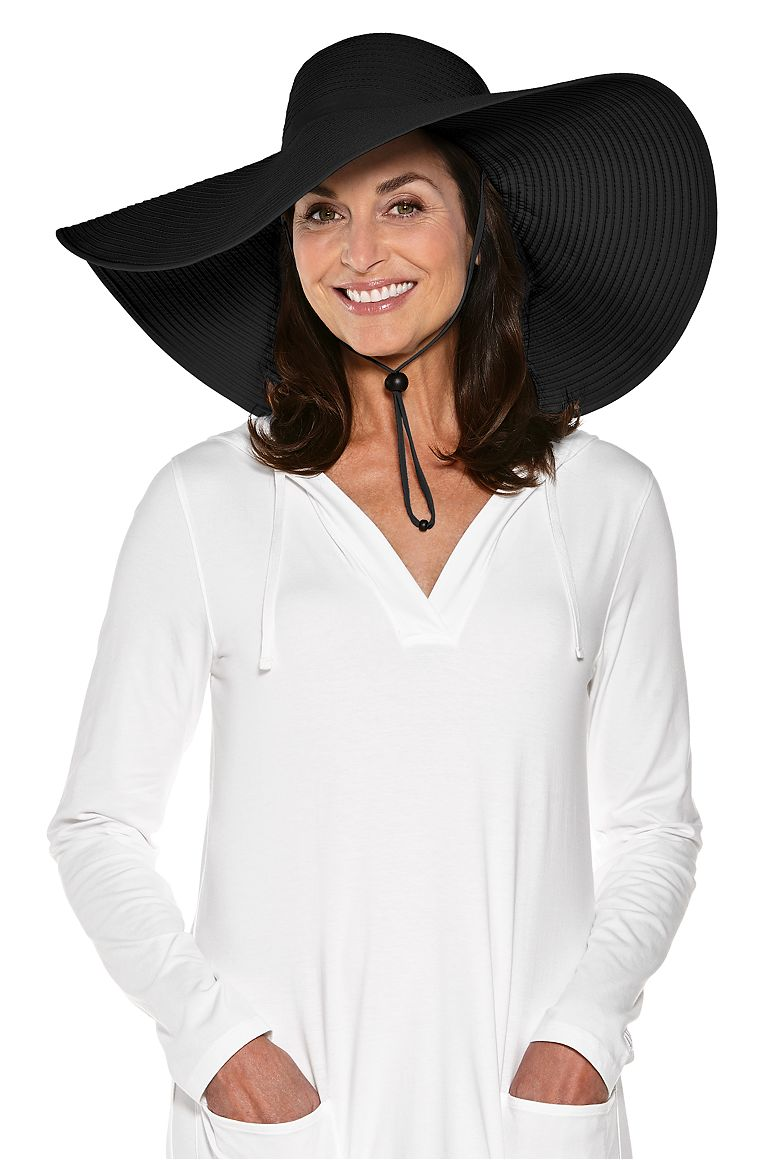 Women's COMPACT IN A SNAP!™ Shelby Shapeable Poolside Hat UPF 50+