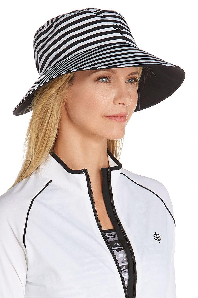 Women's Reversible Pool Hat UPF 50+