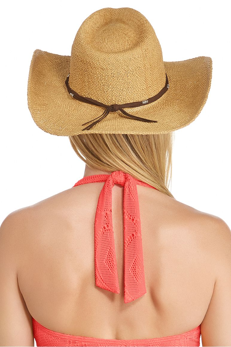 Women's Cowgirl Hat UPF 50+