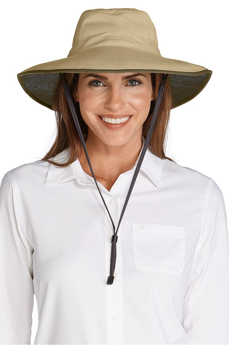 Women's Sun Catcher Shapeable Hat UPF 50+