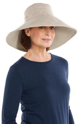 Women's Brittany Beach Hat UPF 50+