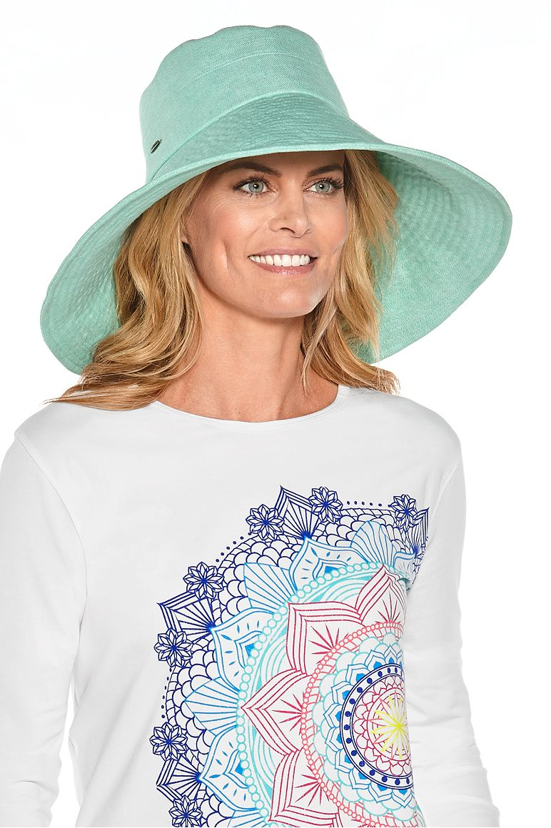 Women's Beach Hat UPF 50+