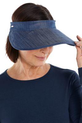 Women's Bel Aire Zip-Off Sun Visor UPF 50+