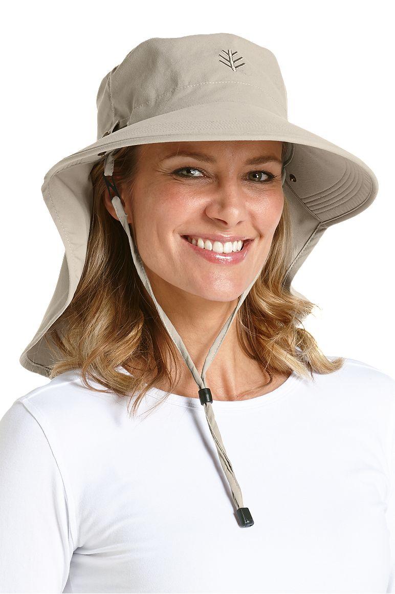 Women's Ultra Sun Hat UPF 50+