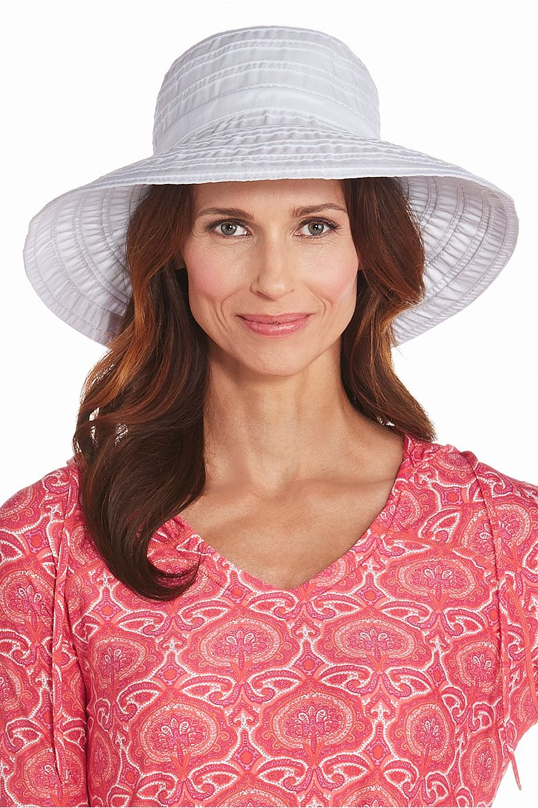 Women's Ingrid Ribbon Hat UPF 50+