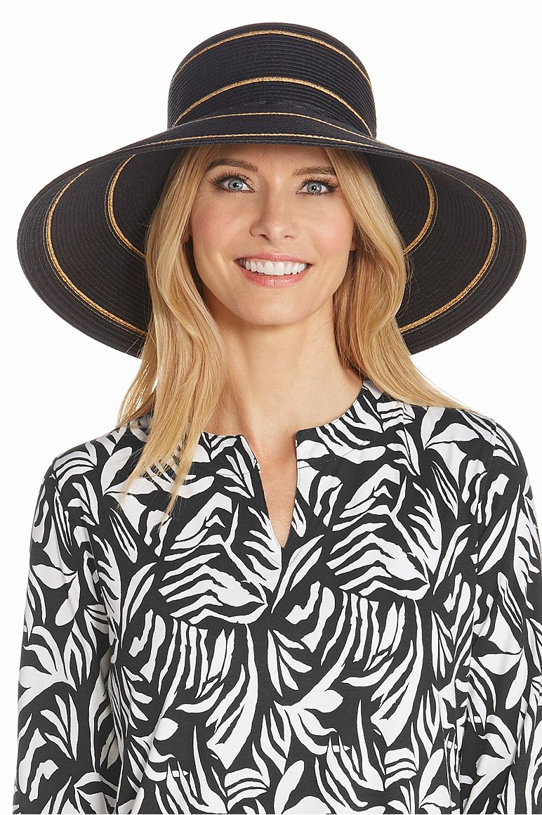 bb4a54c51df Wide Brim Beach Hat  Sun Protective Clothing - Coolibar