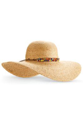 02372-129-1000-LD-coolibar-floppy-beach-hat- Floppy Beach Hat: Sun Protective Clothing - Coolibar