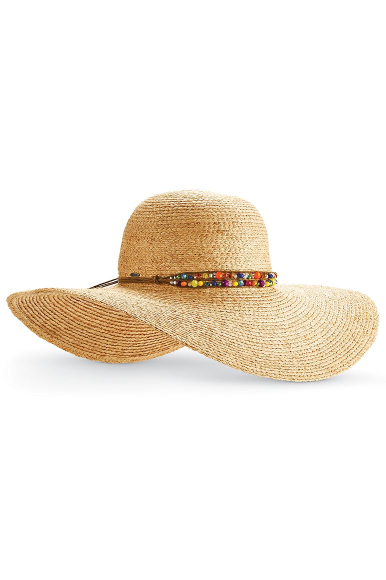 Women's Floppy Beach Hat UPF 50+