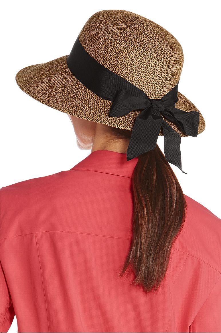 Women's Asymmetrical Clara Sun Hat UPF 50+