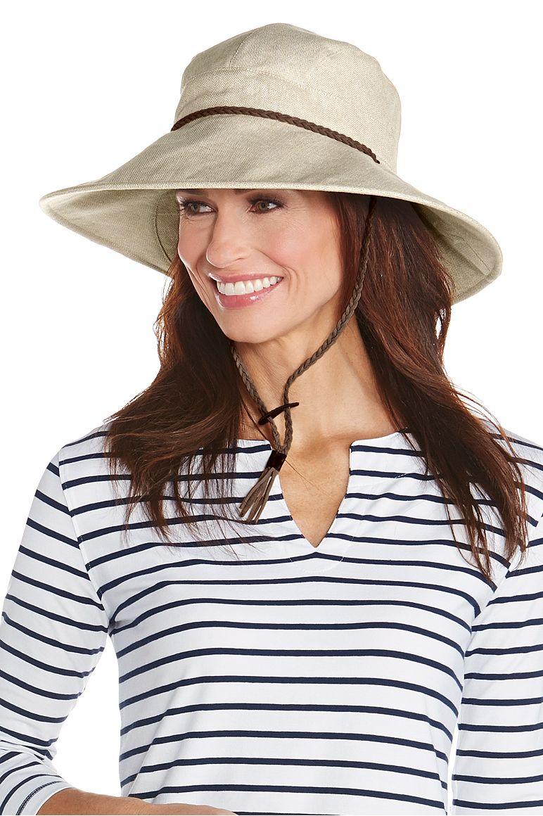 Women's Gardening Hat UPF 50+