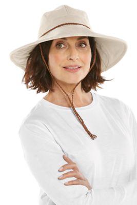 Women's Flora Gardening Hat UPF 50+