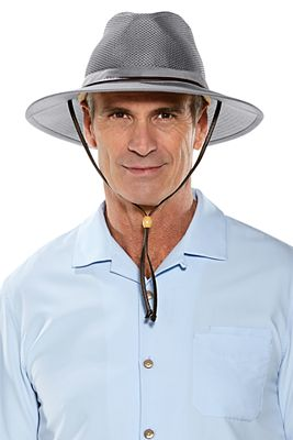 Men's Kaden Crushable Ventilated Hat UPF 50+