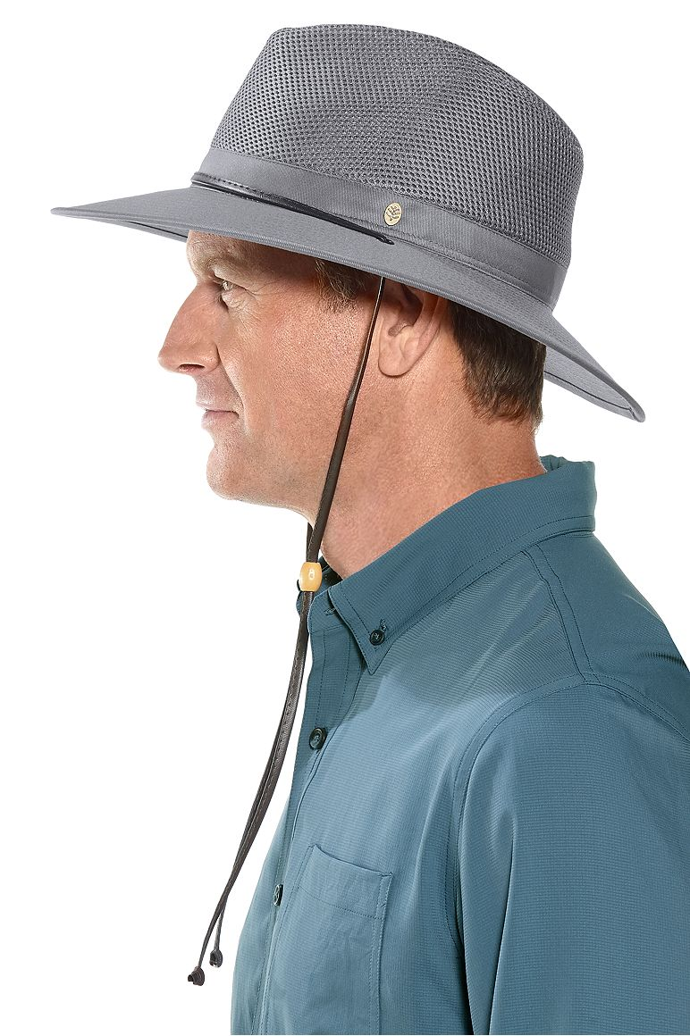 Men's Crushable Ventilated Hat UPF 50+