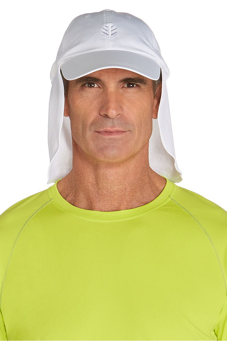 Men's Chlorine Resistant All Sport Hat UPF 50+