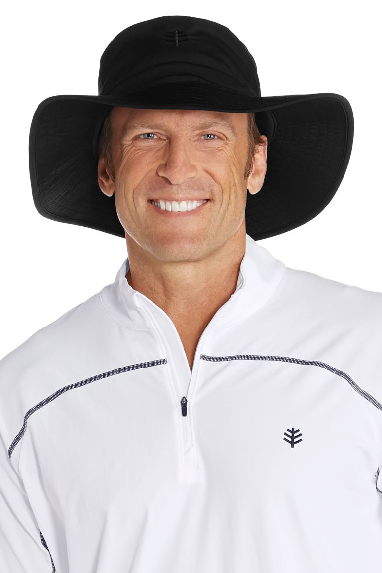 Chlorine Resistant Bucket Hat Sun Protective Clothing Coolibar