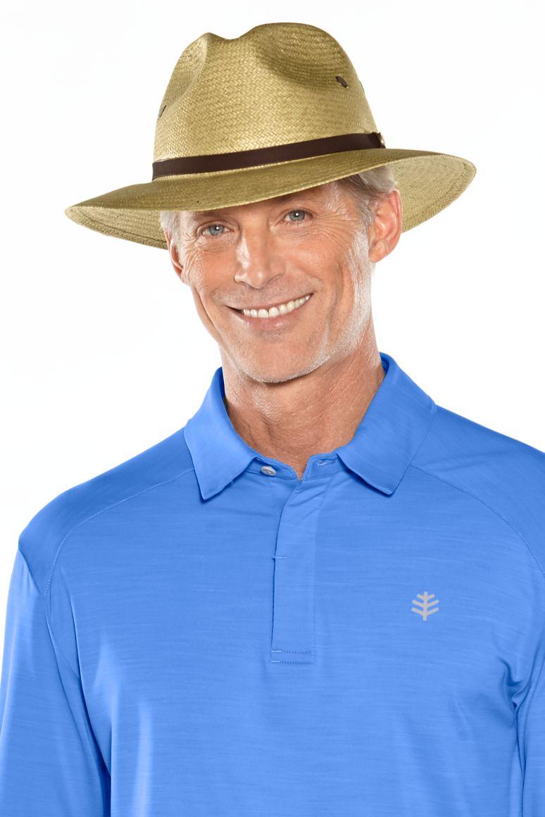 Fairway Golf Hat Sun Protective Clothing Coolibar