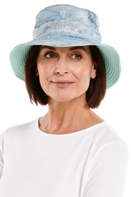 Women's Landon Reversible Bucket Hat UPF 50+