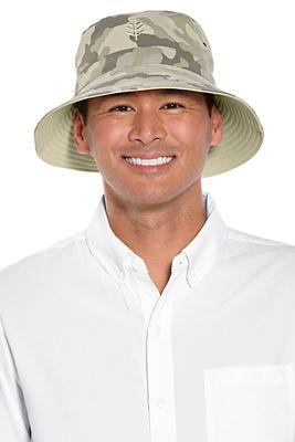 Men's Landon Reversible Bucket Hat UPF 50+