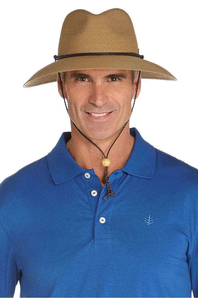 Men's SmartStraw Surfside Hat UPF 50+