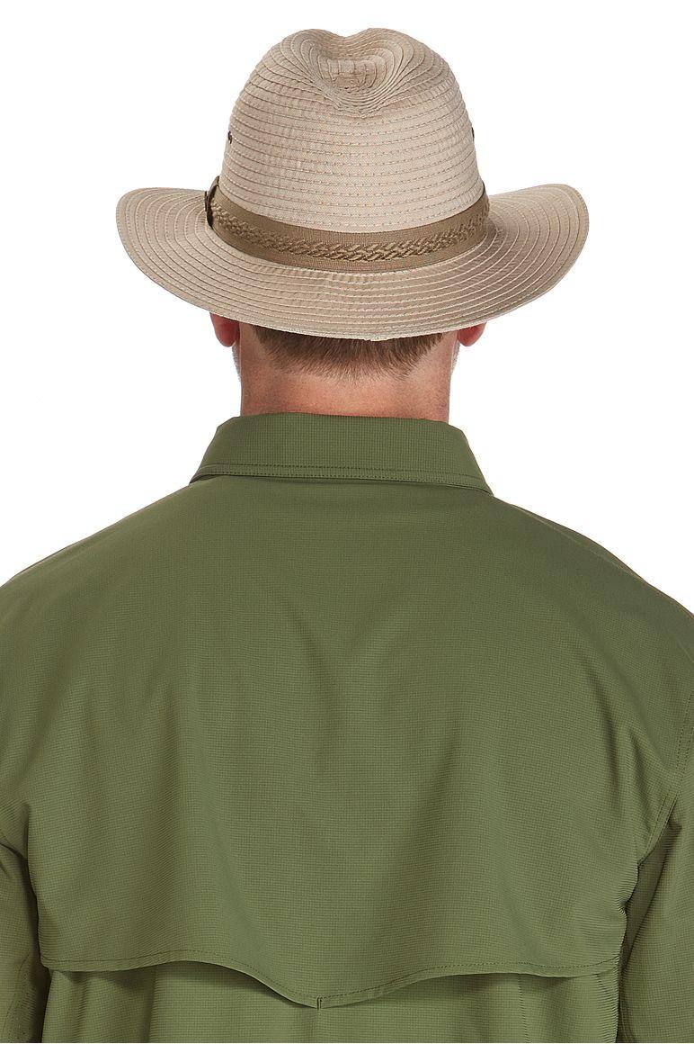 Packable Travel Fedora  Sun Protective Clothing - Coolibar 217d37dd5b2