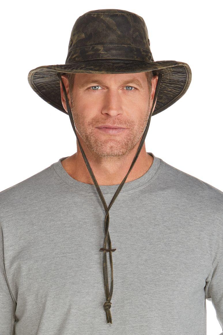 Camo Boonie Hat Sun Protective Clothing Coolibar