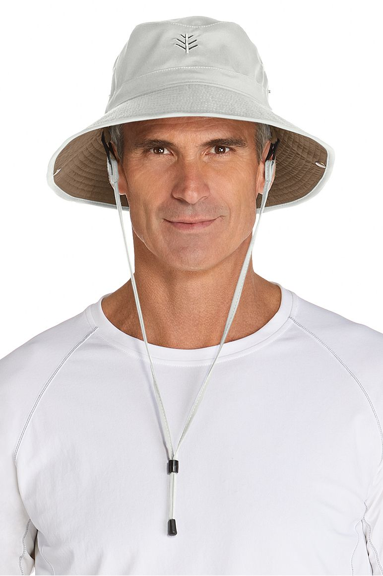 Featherweight Bucket Hat  Sun Protective Clothing - Coolibar 63e494177e9
