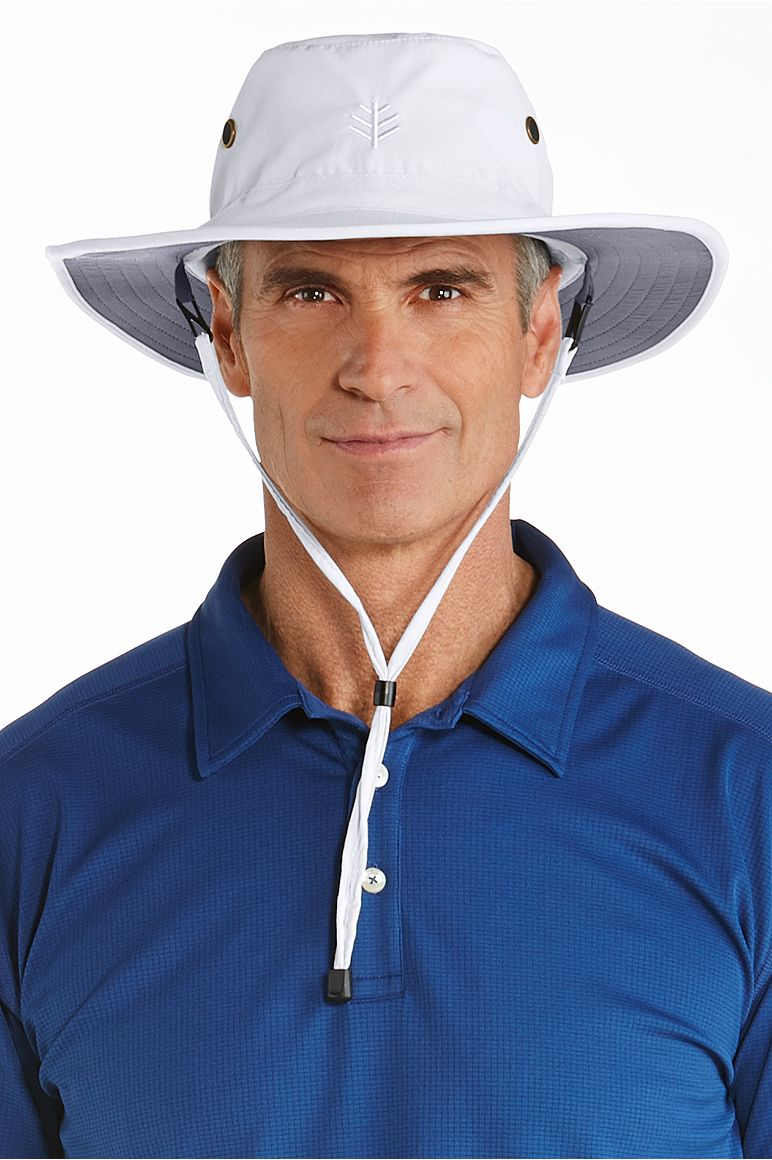 Shapeable Wide Brim Hat  Sun Protective Clothing - Coolibar cf065b086c7