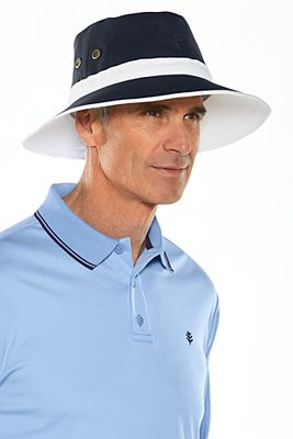 Men's Matchplay Golf Hat UPF 50+