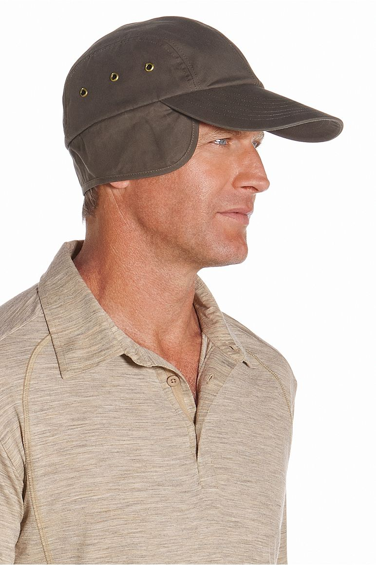 02601-200-1000-1-coolibar-wax-cotton-baseball-cap-upf-50