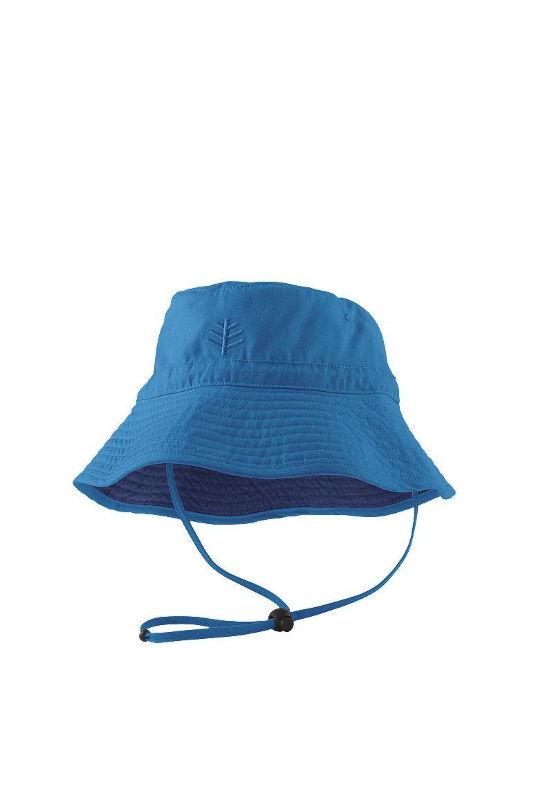 Kid's Chin Strap Hat UPF 50+