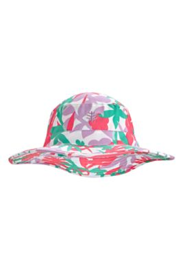 Girl's Surfs Up Bucket Hat UPF 50+