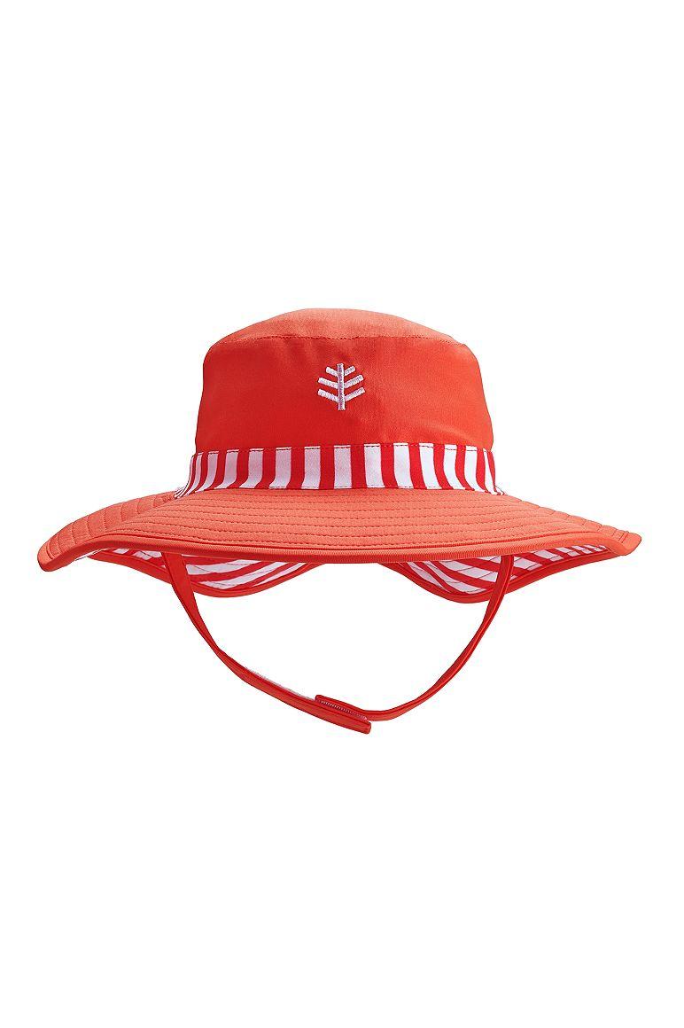 Baby Reversible Beach Bucket Hat UPF 50+