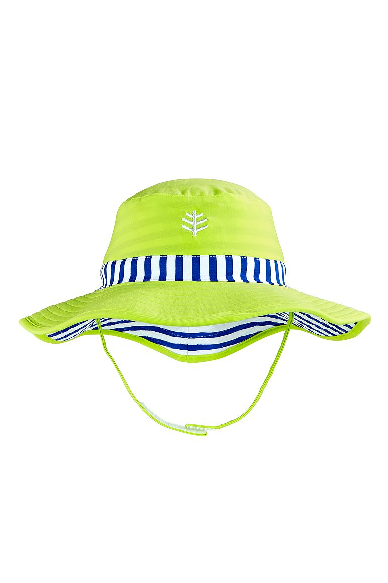 Baby Reversible Beach Bucket Hat UPF 50+