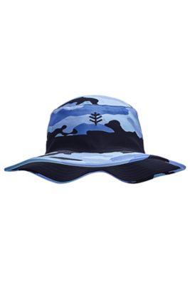Kid's Reversible Surf Bucket Hat UPF 50+